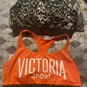 Bundle of 2 aport victoria secret bra